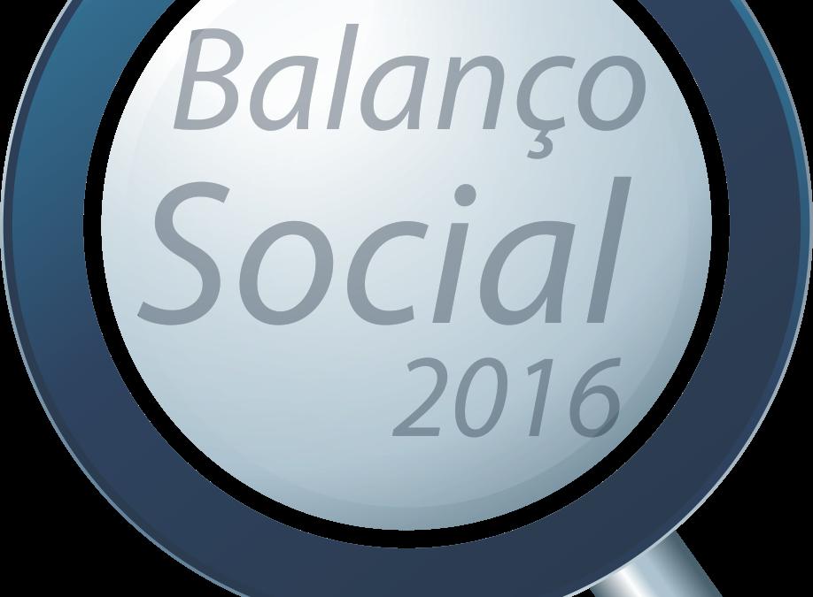 Balanço Social – Exercício 2016