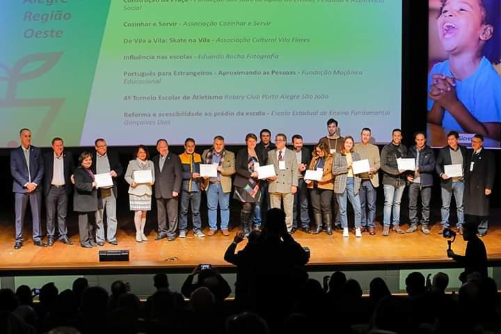 Projeto Social FSJ e Sicred